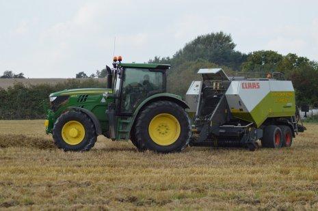 Трактор серии 650R