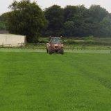 Обработка полей гербицидами