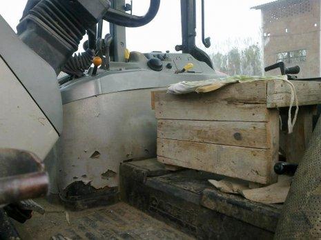 Суровые трактористы